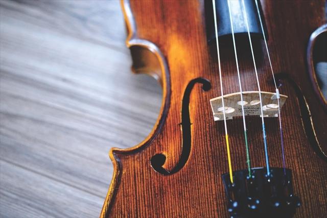 バイオリン,音楽
