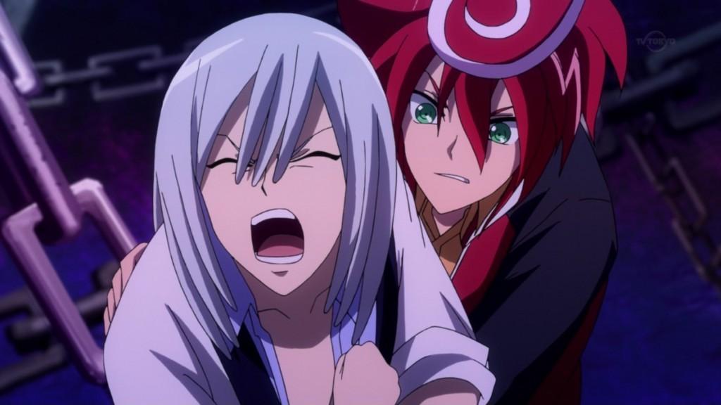 アニメ【カードファイト!!ヴァンガードGZ】