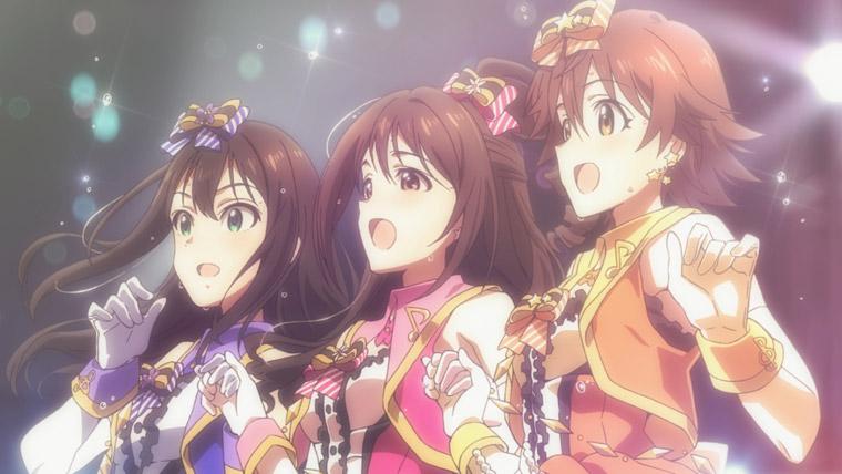 アニメ【アイドルマスターシンデレラガールズ】