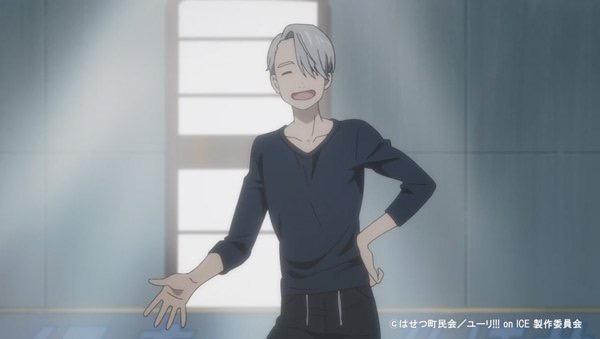 【ユーリ!!! on ICE(ユーリオンアイス)】3話